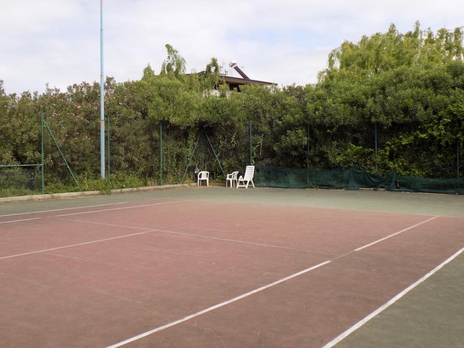 Campi Da Tennis Roma.Riflessioni Un Campo Da Tennis Che Farebbe Bene A Barcellona