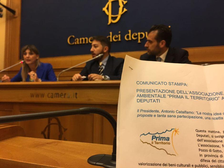 Presentata alla camera dei deputati l associazione prima for Diretta camera deputati